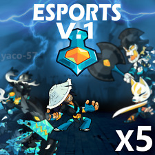 Brawlhalla x5 Esports Colors V1 Codes - All Platform - Fast Delivery!