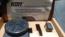 Scott Voice Amplifier
