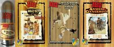 Bang! The Bullet game + Wild West Show + Gold Rush + Armed & Dangerous (New)