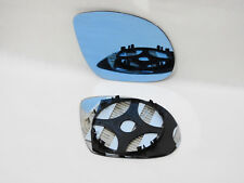 BLUE TINTED For BMW TUNNING M3 E36 92-1999  Wing Mirror Convex Right Side #B014