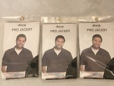 3 x Diane Pro Jacket - Hairdressing Barber Apron Cape Barber Hairstylist - Med