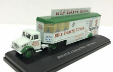 Bedford OX Truck Booking Trailer Billy Smart's Circus 1:76 scale
