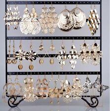 Earrings Dangle Chandelier Jewelry Lot New Us 12 Pairs Wholesale Women Hook Drop