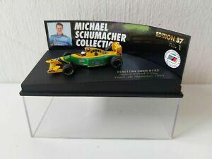 Minichamps 1/87 Benetton Ford B193 M. Schumacher - 2nd Win Estoril - 510938705