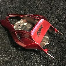 2009 - 2014 BMW S1000RR Fairing Plastic Cowl Cover ABS Cherry Red Tail Rear US