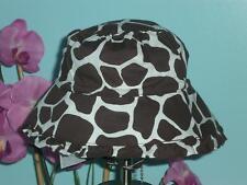 Gap Safari Giraffe Sun Hat Up to 3 Months NWT 2008