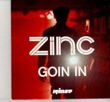 (DI415) Zinc, Goin In - 2012 DJ CD