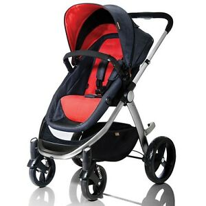 Mountain Buggy 2014 Cosmopolitan Buggy - Chilli - Brand New! Free Shipping!