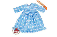 Liberty Belle Doll Clothes for American Girl 18-inch, Blue
