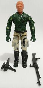 "2004 Cancelled Gi Joe 3.75"" Short-Fuze v3 half painted action figure prototype"