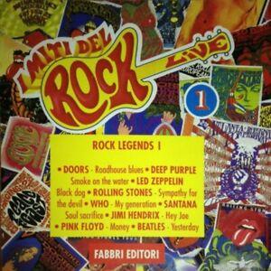 I Miti Del Rock Live - Rock Legends I (1993) - CD