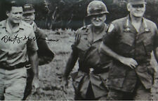 Robert McNamara Signed 4x6 Inch JFK John F. Kennedy Secretary of Defense Vietnam