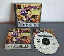 Spyro 2 Gateway To Glimmer ~ Sony PlayStation PS1 Platinum