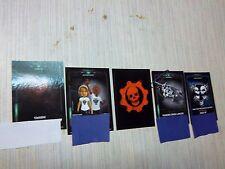 Gears of War 4: Gear Cards - swarm emblem, sticker, t-shirt, phoenix omen, rare