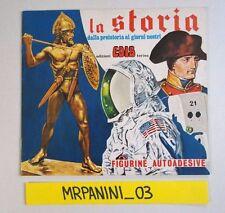 LA STORIA - Edis 1977 - Album Vuoto-Empty - VERY GOOD