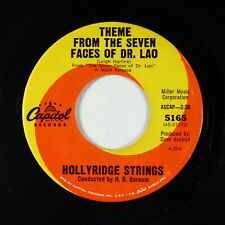 Surf Exotica 45 - Hollyridge Strings - The Seven Faces Of Dr. Lao - Capitol mp3