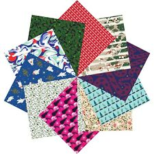 Origami Paper Christmas Gift Set | 100 Sheets, 15cm Square | Collection TWO