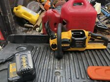 DEWALT DCCS670B 60V MAX Brushless 16 in. Chainsaw W/Battery & Charger 9/B20971A