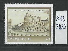Österreich  personalisierte Marke Philatelietag VASOLDSBERG 8132425 **