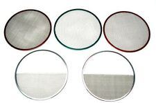 "7 1/4""  Wire Scrim Diffusion Stainless Steel 5pc Set for Arri, Mole, LTM"