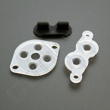 New Nintendo NES Controller Replacemenent Conductive Rubber/Silicone Button Pads
