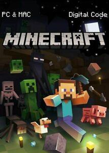 Minecraft PC GAME Java Edition Brand new