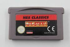 NINTENDO GBA GAME BOY ADVANCE NES CLASSICS PACMAN SOLO CARTUCHO PAL EUR