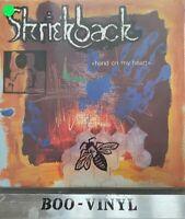 "Shriekback Hand On My Heart (PS) 12"" Vinyl Single Ex+ Con"