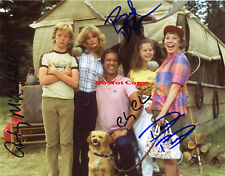 Lampoons Vacation cast autographed 8x10 RP photo
