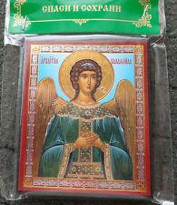 Russian wood icon  ARCHANGEL ST SELAPHIEL Angel
