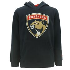 Florida Panthers Kids Youth Size Hooded Sweatshirt Reebok Official NHL New