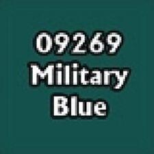 Reaper Master Series Paint 09269 Military Blue D&D FOW Warhammer NOS