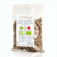 Maccheroni de Sarrasin Alma Food 250 g organiques et sans gluten Pâtes italienne...