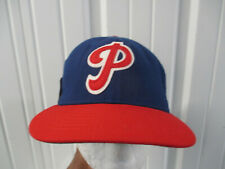 VINTAGE ROMAN PHILADELPHIA PHILLIES 6 7/8 FITTED CAP HAT 1950 RETRO NEW W/ TAGS