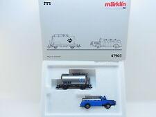 LOT 36867 | Neuwertiges Märklin HO 47903 Wagen-Set Brennstoff Aral 2-teilig OVP