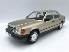 Mercedes Benz 260 E W124 1984 met.-hellbraun 1:18 MCG 18098  *NEW*