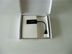 StarTech USB32VGAV  USB to VGA Display Adapter 1920x1200 On-Board Driver