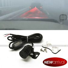 Fit SC1 Red Laser Anti Rear End Crash Caution Driving Fog Light Tail Lamp