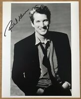Richard Gere Signed/Autographed 8x10 Photo Vintage Black and White