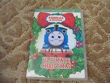 Thomas & Friends - Ultimate Christmas (DVD, 2009) EUC