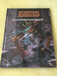 Castles & Crusades Players Handbook Davis Chenault 5th Printing HC NEW