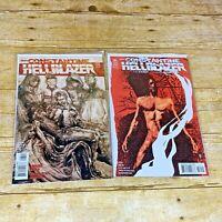 John Constantine Hellblazer Lot of 2 DC Comic Book VG #212 #217 Vertigo