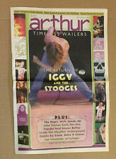 Iggy Pop And The Stooges Sept 2003 Arthur Magazine Weather Undeground