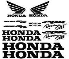 Honda CBR600 CBR1000 Decal Kit, Many Colors To Chose From