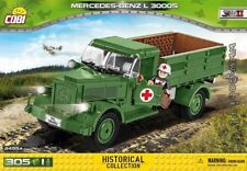 COBI Mercedes Benz L 3000S / 2455 A / 305 blocks WWII German car Small Army auto