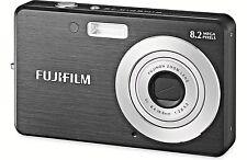 Fujifilm FinePix J Series J10 8.2MP Digital Camera - Black