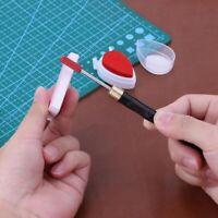 Leathercraft Belt Leather Edge Roller Pen Applicator Edge Dye Pen Edge Oil Pen