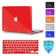 Crystal Plastic Hard Shell Case Keyboard Cover for Apple MacBook Pro 13 Retina