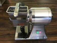 New Rotary Cheese Grater Electric Auto Cheese chopper slicer cutter Commercial