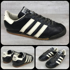 Adidas Kick, Sz UK 5, Vintage 1970's Made in Rumania,